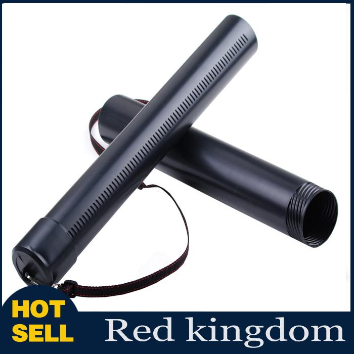 Adjustable 50 90cm Arrow Holder Archery Arrow Quiver PVC Arrow Tube Hunting Bag Strong Belt Arrow