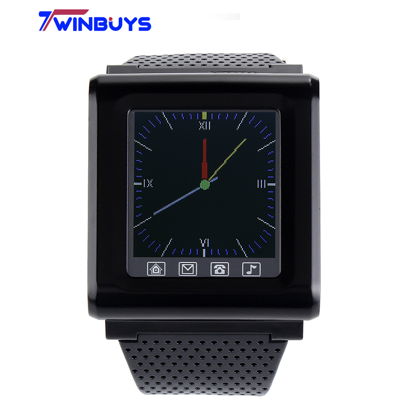 "New GSM AK812 Unlocked smart watch mobile phone 1.44"" Touch Screen support SIM TF FM radio MP3 bluetooth Mobile Watch(Hong Kong)"