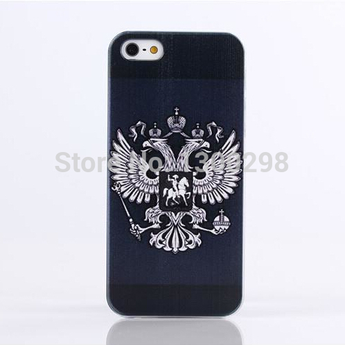 produto 2014 New Listing Russian Flag Skin Case Cover for Apple i Phone iPhone 4 4s 5 5 5s 5c Free shipping