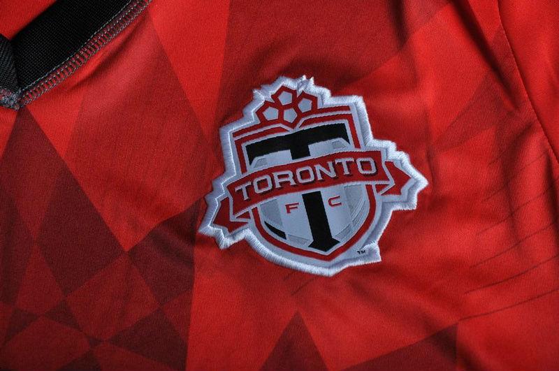 A+++ Top Thailand Soccer Equipment 13/14 Toronto Canada Soccer Jersey Toronto Football Kits Thai Quality