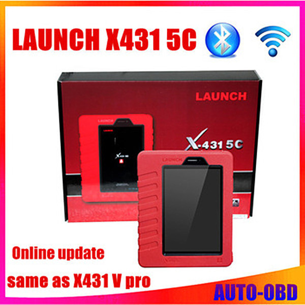 2015 LAUNCH X431 5C Wifi/Bluetooth pro Table Diagnostic Tool Same Function as launch x431 v (pro)online update DHL free shipping<br><br>Aliexpress