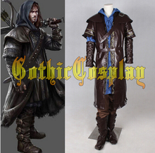 Movie Coser-5 Custom Made Kili Cosplay The Hobbit