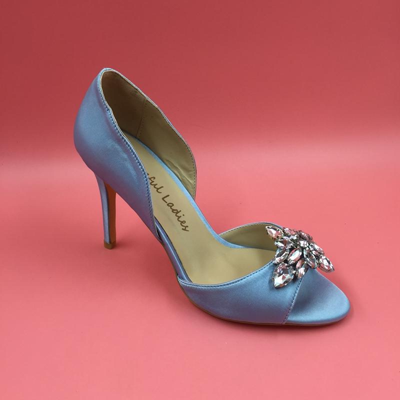 popular light blue high heels shoesbuy cheap light blue