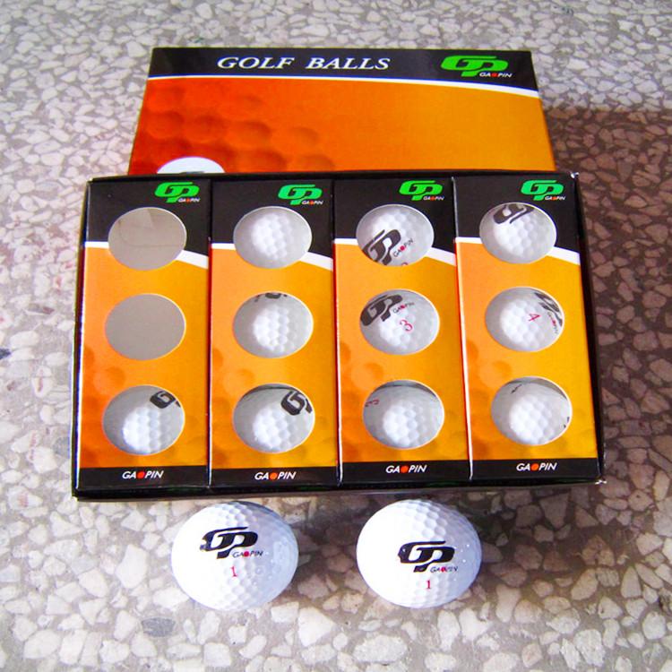Free shipping high quality Golf ball golf ball 12 pcs(China (Mainland))