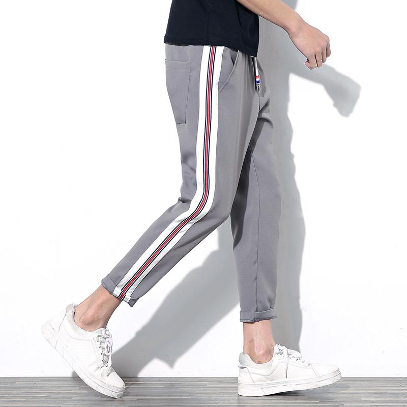 Achetez en gros poches lat rales pantalon en ligne des grossistes poches lat rales pantalon - Pantalon bande laterale homme ...