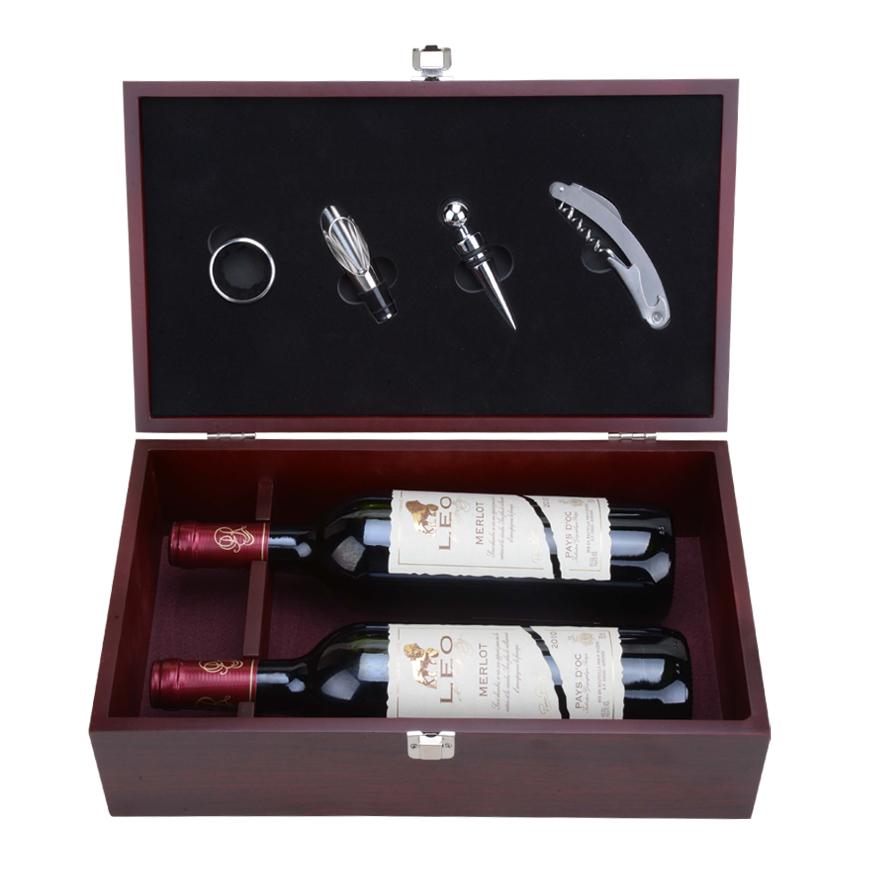 Вино в ящике подарок 12
