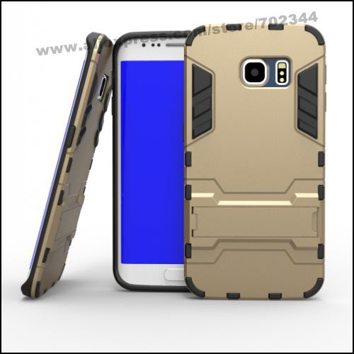 New 2 in1 Phone TPU+PC Case Hybrid With Stand Cover Skin For Samsung For iPhone For HTC(China (Mainland))