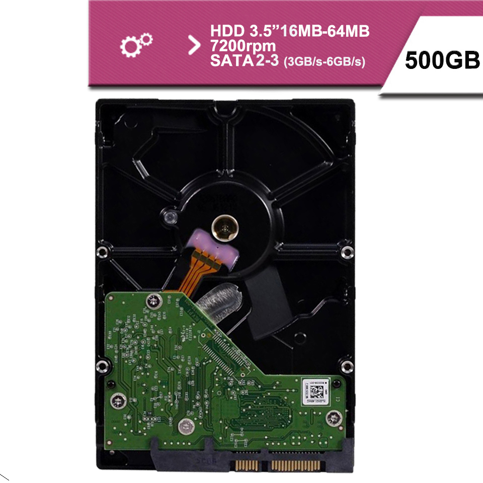 "SNOAMOO 3.5 ""500GB sata2-3 3GB/s-6GB/s hdd hard disk drive 16mb-32mb 7200rpm(China (Mainland))"