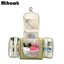 Hanging Women's Men's Cosmetic Bag Makeup Cases Pouch Toiletry Storage Organizer Travel Necessarie Accessories Supplies Products(China (Mainland))