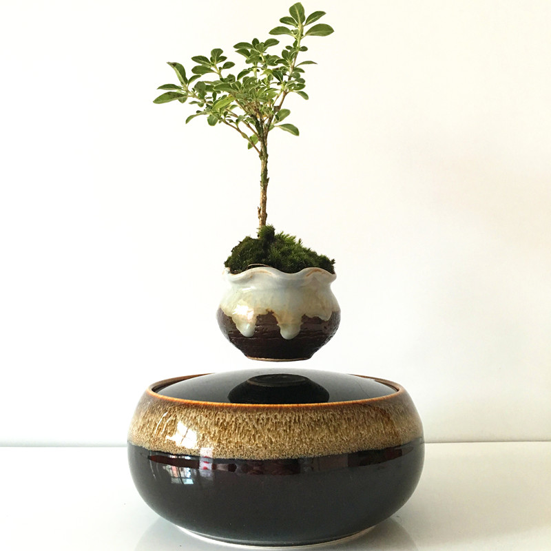 Buy 2016 high tech products magnetic for Floating plant pots