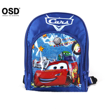 2016 In Latest Fashion Children's School Bags Spiderman Transfor Mers Character Cartoon Design And Bright Infantil Fashion Bags(China (Mainland))