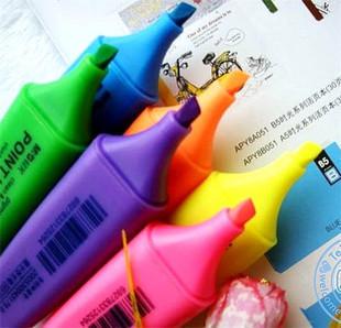 Chenguang neon pen multithread neon pen doodle large capacity neon pen