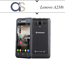Original Lenovo A238T  4″ Inch Quad Core 1.2GHz 256M RAM 512M ROM Android GSM GPS WIFI Bluetooth Smartphone Cheap Cell Phone