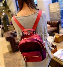 Fashion women backpacks Designer Brand Printing Backpack travel rucksack mochila feminina Female travel bags Girls school bag(China (Mainland))