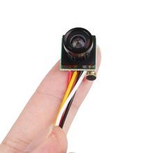Hot Sale Mini Camera 120 Degree Wide Angle Lens 600TVL Color Mini Micro Camera FPV PAL/NTSC(China (Mainland))