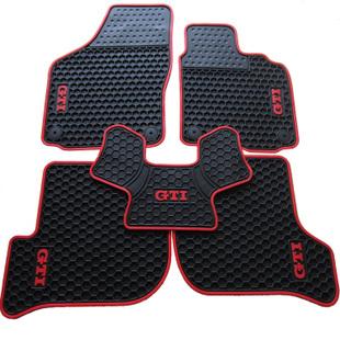 waterproof rubber hk right hand steering wheel car floor mats for volkswagen golf 5 6 scirocco. Black Bedroom Furniture Sets. Home Design Ideas