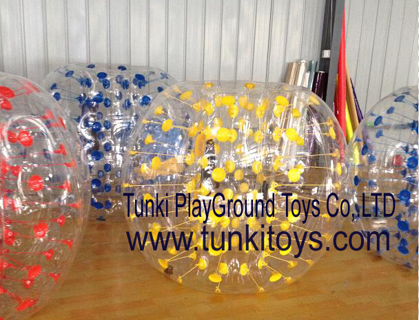 super and best Loopy Balls Crazy loopyballs Bubble Football Bubble Soccer(China (Mainland))