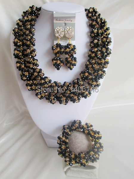 2015 Fashion delivery free of charge african beads jewelry set  nigerian wedding african beads african wedding beads HH1638<br><br>Aliexpress