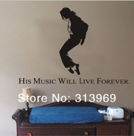 wholesales wall sticker wall decoration wall home decoration  house sticker big size 60*90cm 100pcs/lot mixed styles