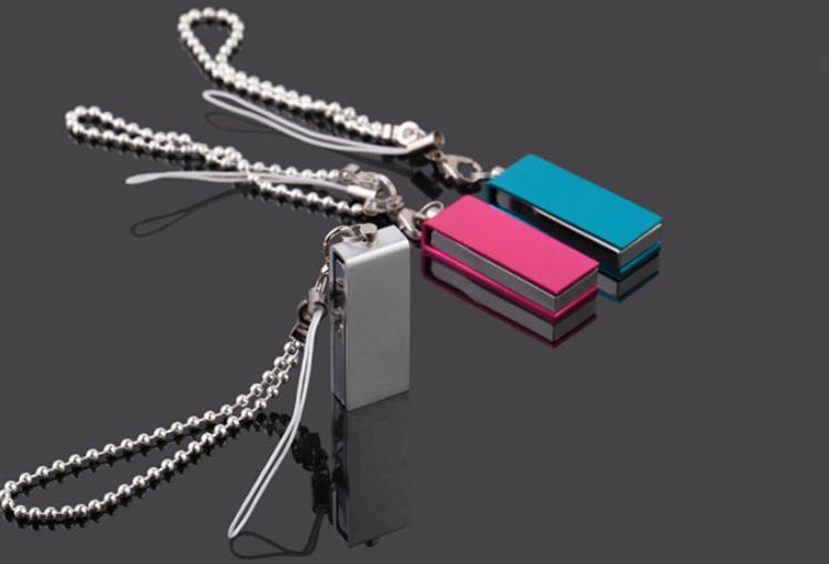 Real capacity Mini lanyard key ring Usb flash Drive 32GB 16GB 8GB pen drive USB28% off S237(China (Mainland))