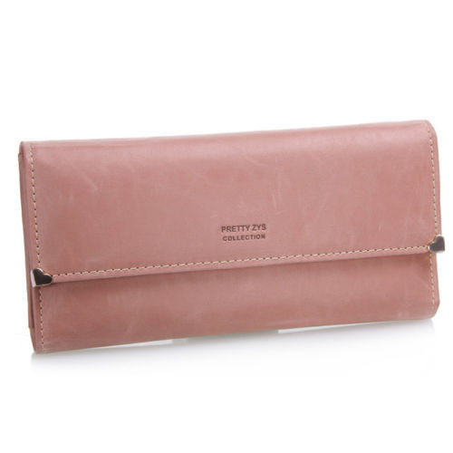 fashion lady women long purse clutch