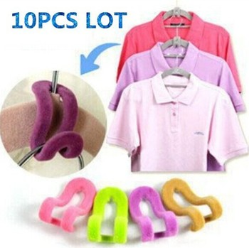 Free Shipping 10pcs In A Lot  hooks for chothes ,Mini Anti-Clip,Pp Hook #1179