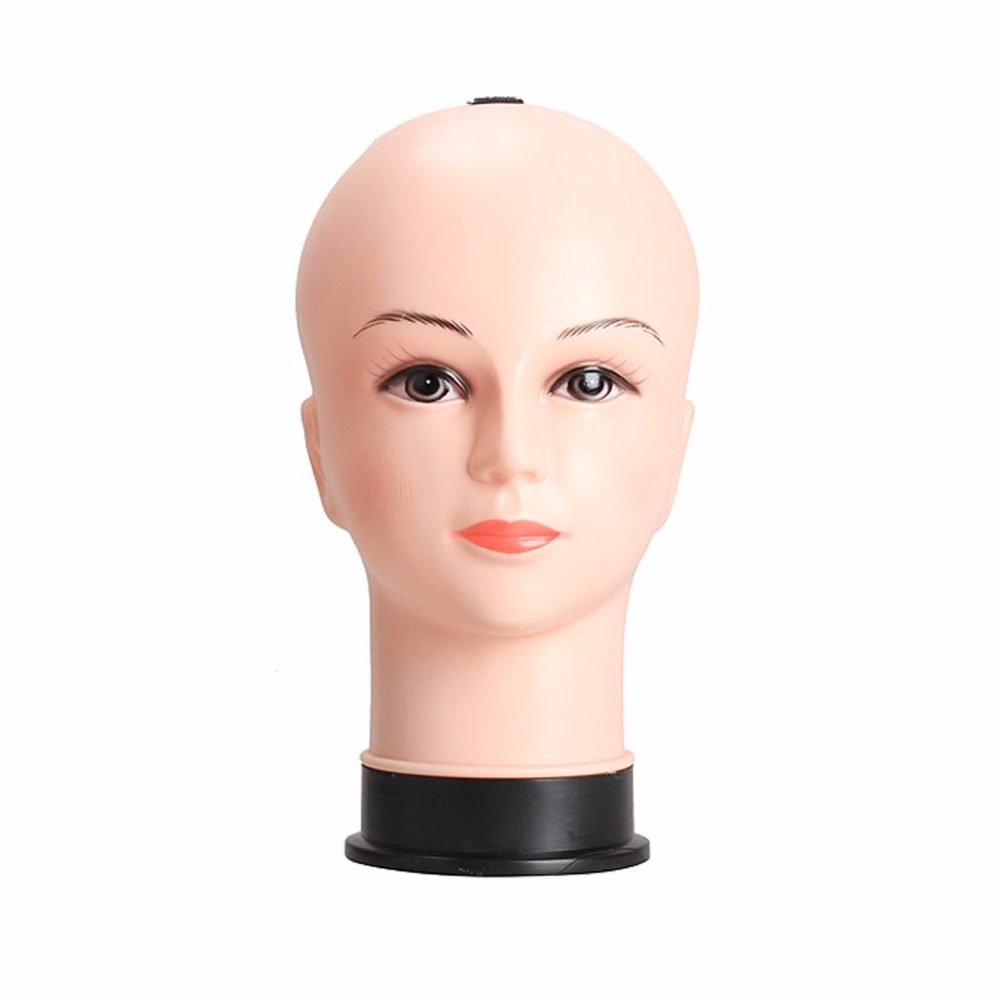 Real Female Mannequin Head Model Wig Hat Jewelry Display Cosmetology Manikin Hairdressing Doll Women Hairdresser Manikin Sale(China (Mainland))