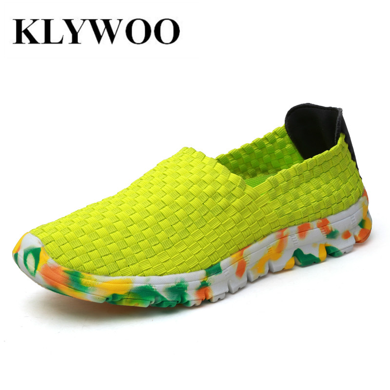 Hot Sale NEW Fashion Women Casual shoes Breathable Walking Men's flats Shoes For Women Men Zapatillas Casual Shoes size 35-44