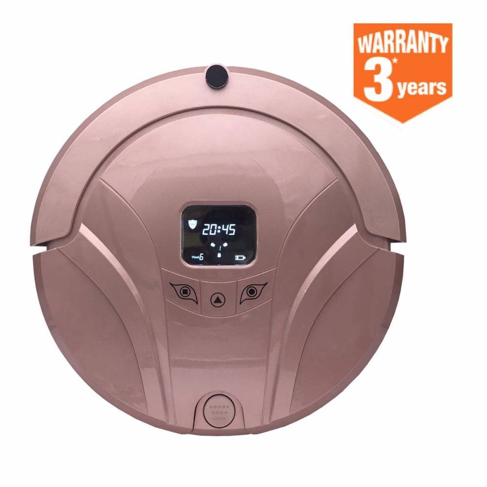 FR-FOX Robot Vacuum Cleaner House Carpet Floor Anti Collision Anti Fall,Self Charge,Remote Control,Auto Clean,Time schedule(China (Mainland))