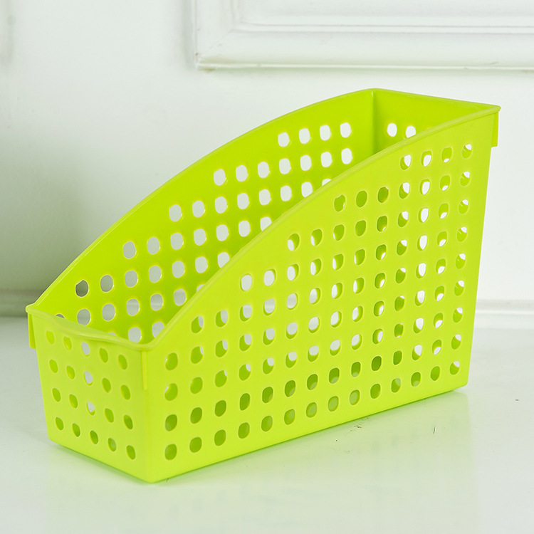 Online get cheap plastic book baskets for Cheap book storage