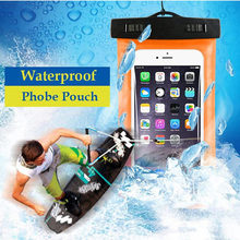 Swim photography Waterproof Pouch Bag Underwater Luminous Case For Nokia X X2 XL N8 Cover Pouch For Nokia Lumia 950 950XL 1020