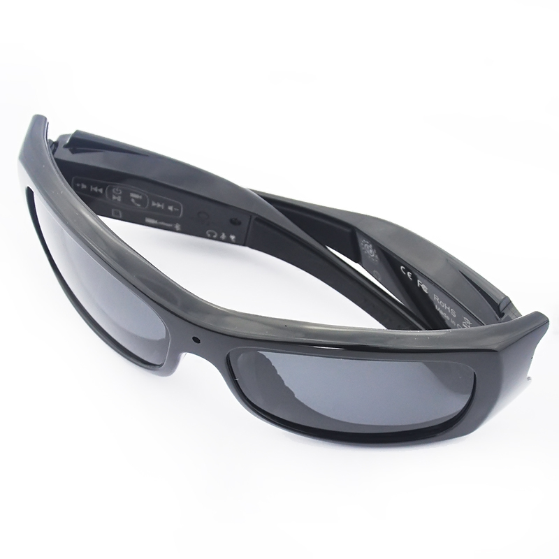NEW Smart Sunglasses V3.0 Bluetooth Wearable Video Camera Recorder Polarized Hea