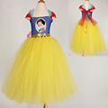 character costumes for birthday parties handmade tutu yellow dress infant snow white princess costume