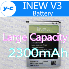 100% New 1850mAh Original Battery for inew v3 plus Smartphone In Stock Free Shipping + Tracking Number