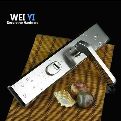 Здесь можно купить  304 stainless steel anti-theft door locks L68-01 double fast super class B gold point of lock of heaven and earth atomic lock  Аппаратные средства
