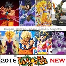 Buy Anime Dragon Ball Z Super Saiyan 3 Son Goku Vegeta PVC Action Figure dbz Cell Buu Raditz Gohan Model Toy DragonBall GT 4 Frieza for $9.99 in AliExpress store