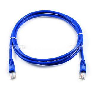 Shelf 2 Meters Computer / Router Network Cable Six Eight-Core Twisted-Pair Cable(China (Mainland))