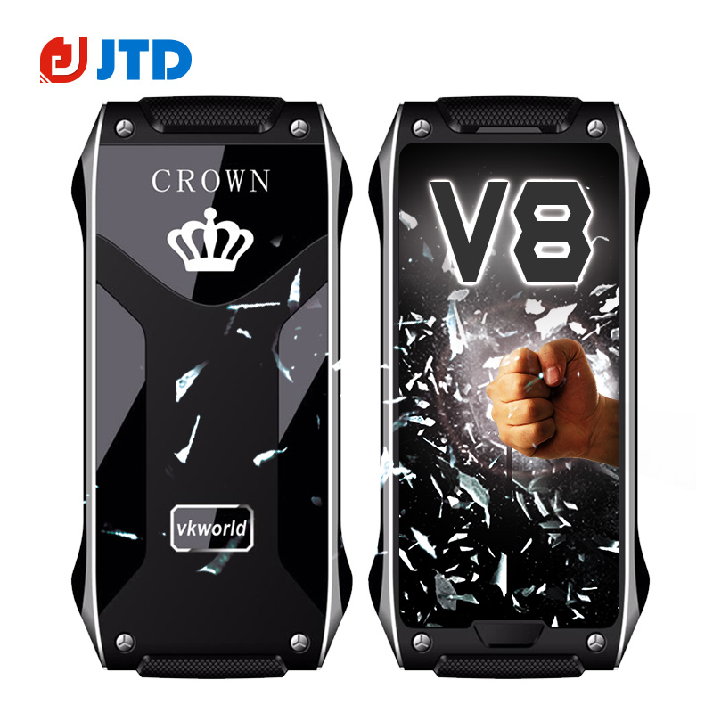 Original Vkworld V8 Cell Phone 32MB+32MB 1.63 inch Battery780mAh Android 4.3 Dual SIM Dual Standby Mobile Phone(China (Mainland))