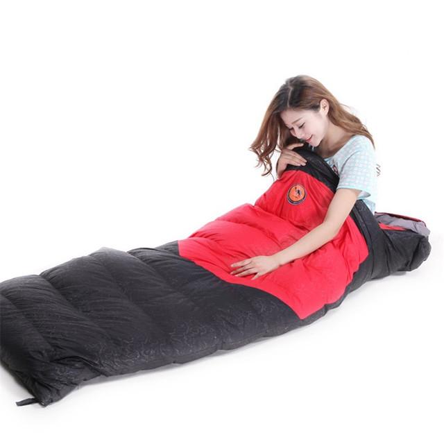 Ultralight Camping Duck Down Sleeping Bag