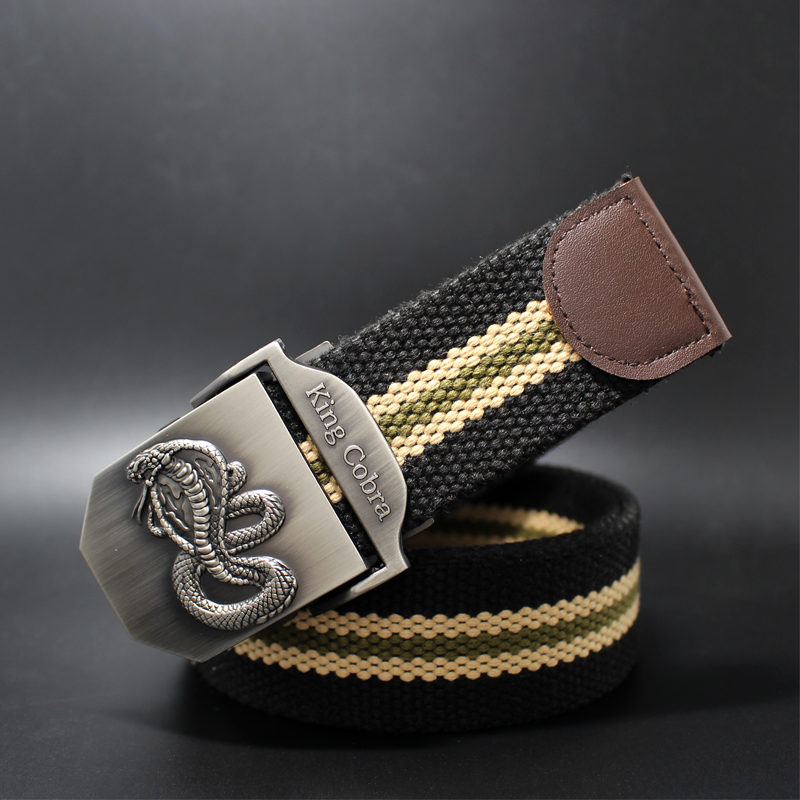 New Military Equipment men canvas belts high quality casual tactical belt designer high quality Strap for men(China (Mainland))