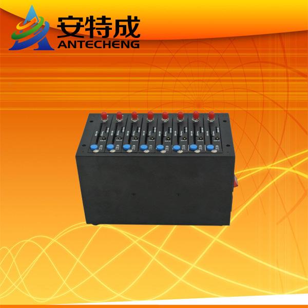 Wavecom 3G wcdma modem 8 sim card modem 3g bulk modem(China (Mainland))