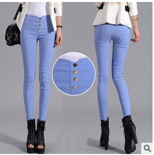 Waist boyfriend summer style high waist jeans woman jeans womens jeans for skinny denim ripped shorts for women vaqueros mujer(China (Mainland))