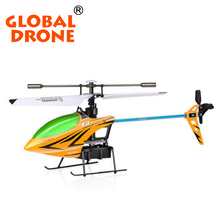 Syma F3 2.4G 4ch 6 Axis RC Helicopter Toy Single Blade Metal Remote Control RC Helicopter Ar.drone Drone With Gyro