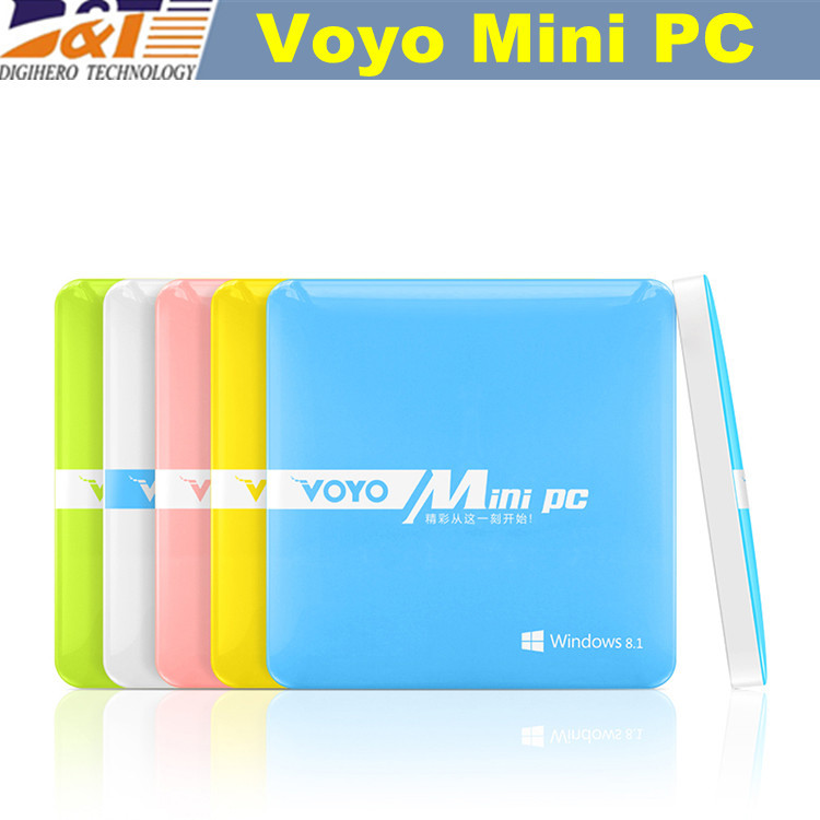 2015 Voyo Mini PC Windows 8.1 2GB RAM 64GB ROM Intel Z3735 Quad Core Business Mini Computer with USB HDMI ultrathin Mini PCs(China (Mainland))