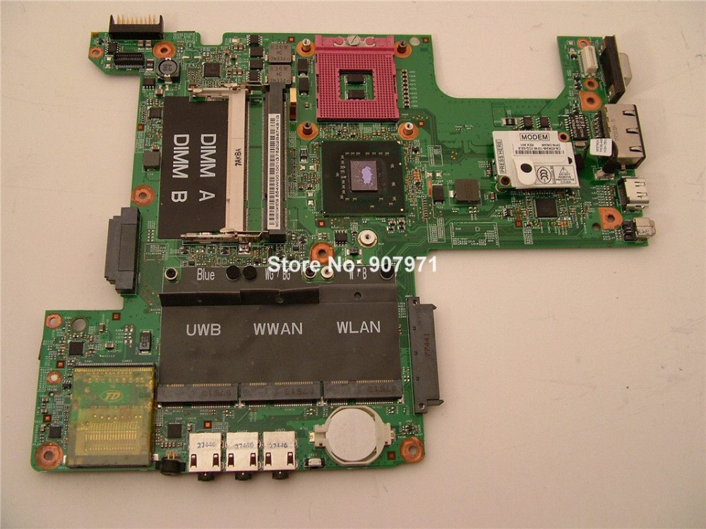 KY749 0KY749 CN-0KY749 Mainboard For Dell Inspiron 1525 48.4W002.011 Laptop Motherboard All Functions Good Work<br><br>Aliexpress