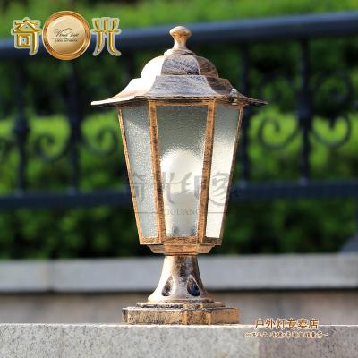 European retro outdoor wall lantern led iluminacion - Iluminacion exterior led ...