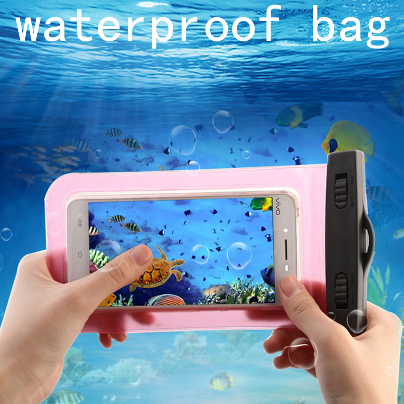 2016 100% sealed Waterproof Durable Water proof Bag Underwater back cover Case For Lenovo S60 S60W S60T Smart Phones(China (Mainland))