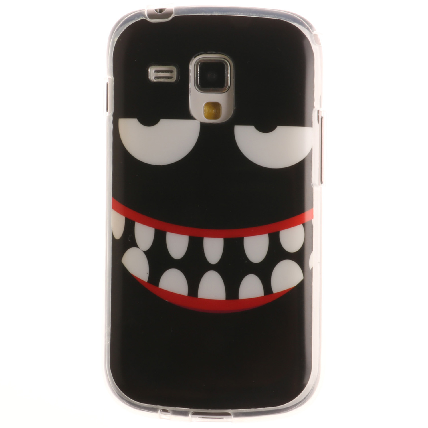 Cover For Samsung S7562 Case S 7562 Soft TPU Fashion IMD Case For Samsung Galaxy S7562 Fundas Phone ShockProof Silicone Coque(China (Mainland))