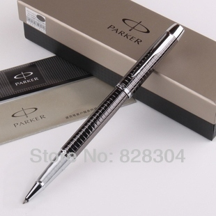 Parker IM Ballpoint Pen pen selling gray Parker Pen Stationery Office Supplies free shipping(China (Mainland))