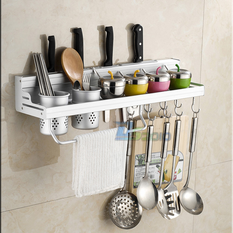 Exceptional Hanging Kitchen Utensil Rack #   1: Exceptional Hanging Kitchen Utensil Rack Nice Design